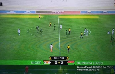 Burkina Faso : Eliminatoires coupe du monde, les étalons battent le Mena du Niger 2-0