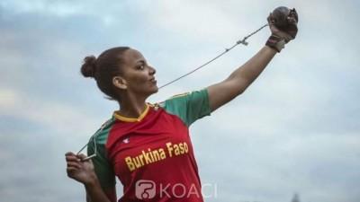 Burkina Faso : L'athléte burkinabè Laetitia Bambara met fin à sa carrière