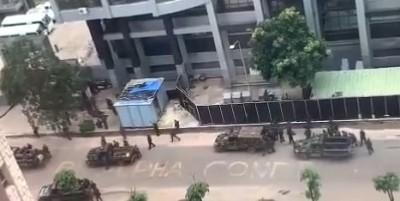 Guinée : Tentative de coup d'Etat en cours à Conakry, Alpha Condé à chaud