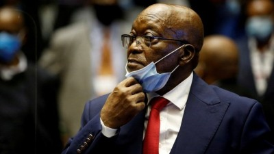 Afrique du Sud : L'opposition en colère après la libération conditionnelle de Zuma