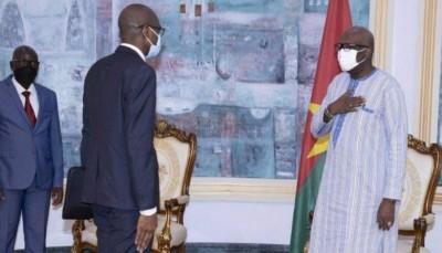 Burkina Faso - Mali : les deux pays veulent mutualiser leurs efforts dans la lutte contre le terrorisme