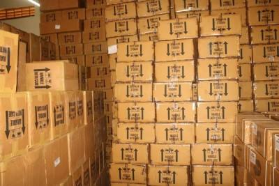 Burkina Faso : Importante saisie de 66,4 tonnes de médicaments contrefaits importés en contrebande