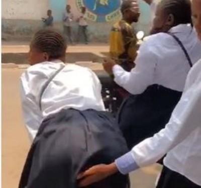 RDC : Des élèves radiés après la diffusion d'une sextape