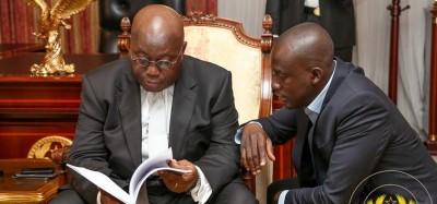 Ghana :  Akufo-Addo rembourse 22, 3 millions de F de son salaire