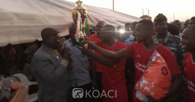 Côte d'Ivoire : Pour la cohésion entre fils et filles de Béoumi « sa » ville, l'ombre de Simone Gbagbo rassemble le peuple Kôdè autour d'un tournoi