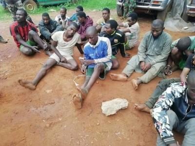 Cameroun : La gendarmerie annonce l'arrestation des dizaines de rebelles  centrafricains dans l'Adamaoua