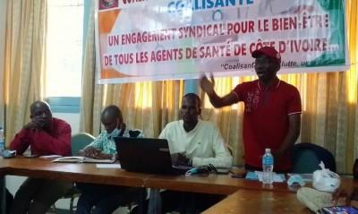 Côte d'Ivoire: La COALISANTE annonce le dépôt d'un préavis de grève au ministère de la Santé dès lundi
