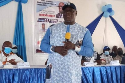 Côte d'Ivoire : Les jeunes proches de Gbagbo veulent organiser une grande manifestation en marge de la création du nouveau parti