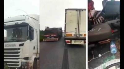 Mali : En provenance du Sénégal, deux camionneurs marocains tués à Didiéni