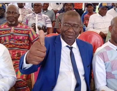 Côte d'Ivoire : Cojep, l'ex-directeur de cabinet de Blé Goudé claque la porte et dénonce «les nuages dans la démarche » de son ancien patron vis-à-vis de Gbagbo