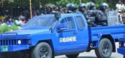 Togo :  Changement à la tête de la Gendarmerie
