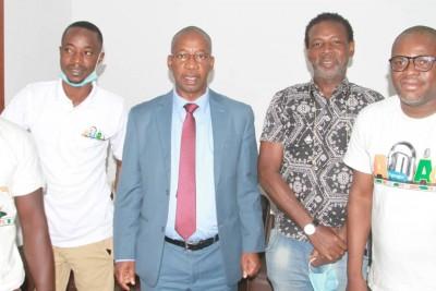 Côte d'Ivoire : Yopougon, les Disc-jockeys sollicitent le Maire pour la réorganisation de leur association