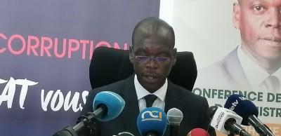 Côte d'Ivoire : Corruption, Ballo lance l'« opération coup de poing », transmission des dossiers des fonctionnaires et agents de l'Etat civils concernés au Procureur