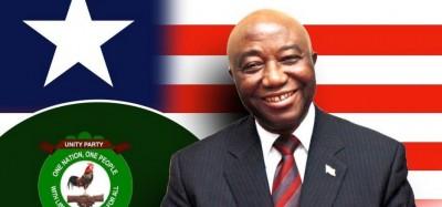 Liberia : Test pour Joseph Boakai et l'opposition avant la présidentielle 2023