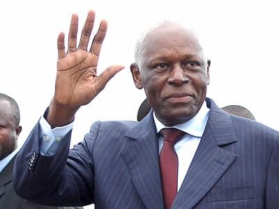 Angola: Après deux ans en Espagne, l'ex-Président Eduardo dos Santos de retour à Luan...