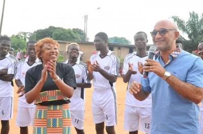 Côte d'Ivoire : Diabo, sous la houlette de Rébecca Yao cadre RHDP, Michel Gbagbo dans le Gbêkê pour « Les Retrouvailles Fraternelles »