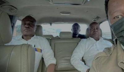 RDC : Martin Fayulu brutalisé lors d'une marche interdite de Lamuka à Kinshasa