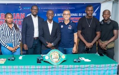 Côte d'Ivoire : La troisième édition du Gala international de Muaythai annoncée pour le 09 octobre à Abidjan