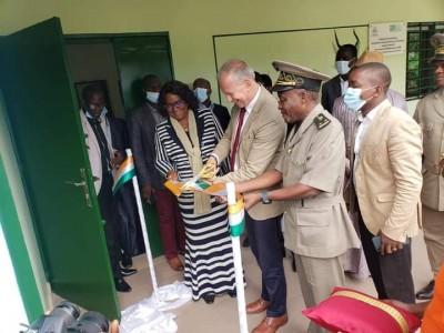 Côte d'Ivoire : Université Lorougnon Guédé de Daloa, les étudiants ont désormais leur salle de conférence équipée en matériels de visioconéférences