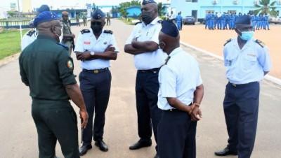 Côte d'Ivoire : Crash d'un hélicoptère MI-24, compassion du chef d'Etat-major aux aviateurs