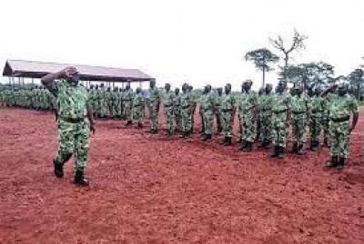 Cameroun : 1070 casques bleus camerounais supplémentaires rejoignent les rangs de la Minusca