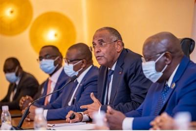 Côte d'Ivoire : Avènement des nouveaux médias, Patrick Achi prévient : « Ils  peuvent constituer une menace du fait de leur exploitation tendancieuse »