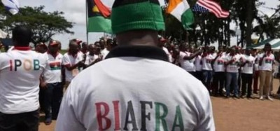 Nigeria-Ghana :  Accusations et avertissement de Biafrais à Akufo-Addo