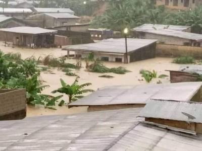 Cameroun : Violents orages, pluies diluviennes à Douala et dans le Littoral camerounais