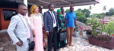 Côte d'Ivoire : Bouaké, pour son second mandat, le délégué CNJCI invite les leaders d...