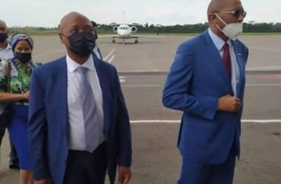 Cameroun: Que cache la visite surprise de Motsepe à Paul Biya à quelques mois de la CAN ?