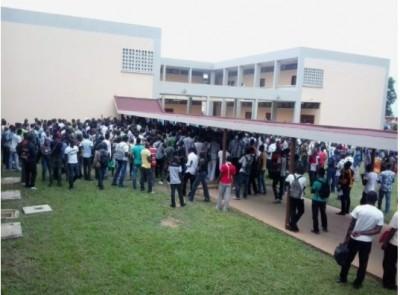 Côte d'Ivoire : Universités publiques, voici le nombre de places « disponibles » pour...