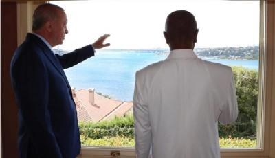 Guinée-Turquie : Comme Sassou Nguesso, le turc Erdogan prêt à accueillir Alpha Condé
