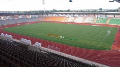 Côte d'Ivoire : Le stade d'Ebimpé fermé pour travaux, le prochain match des éléphants délocalisé à Yamoussoukro