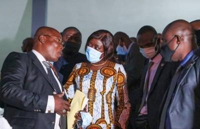 Côte d'Ivoire : Au cours d'une rencontre, Mariatou Koné invite les syndicats de l'enseignement à s'inscrire dans la dynamique de l'amélioration de la qualité du système éducatif