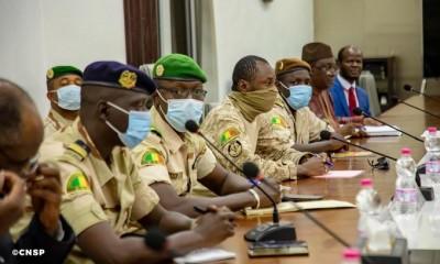 Mali : Après deux coups d' Etat, la junte au pouvoir se met à l'abri de toutes poursuites judiciaires