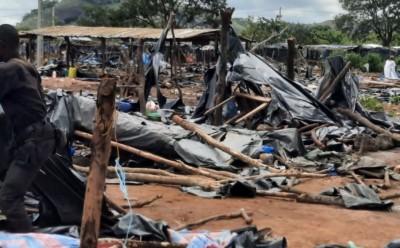 Côte d'Ivoire :  Kolia, le CNDH fait fermer le site de prière de la prédicatrice Adissa Touré, toutes les installations détruites