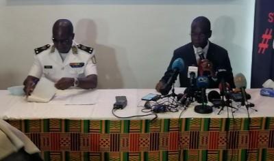 Côte d'Ivoire :  Rackets, 43 policiers et gendarmes devant le Tribunal militaire, Ange Kessy prévient qu'il «  ne fera pas de cadeau »