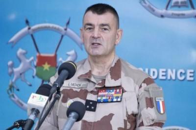 Burkina Faso : Malgré la mort de son chef, l'état islamique au grand Sahara n'abandonnera pas sa lutte terroriste, selon le commandant Barkhane