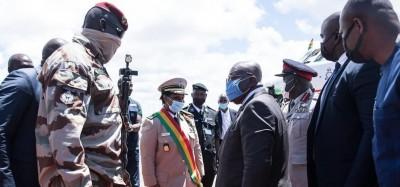 Guinée :  Réaction du CNRD sur la libération de Condé, une opposition à la CEDEAO