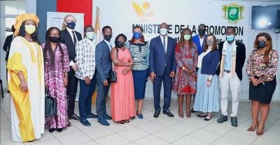 Côte d'Ivoire :    Formation, 6 jeunes ivoiriens bénéficiaires de la bourse Chevening...