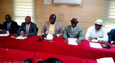 Côte d'Ivoire :    Le MFA, l'UPCI, le PIT et LIDER demandent à « être associés pleine...
