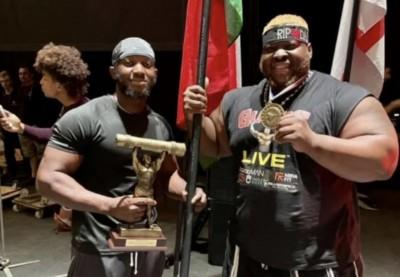 Burkina Faso : Le burkinabé Iron Biby décroche un nouveau record du monde à Glasgow