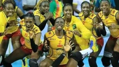 Cameroun : CAN Volleyball dames Rwanda 2021, les lionnes indomptables sur le toit de l'Afrique