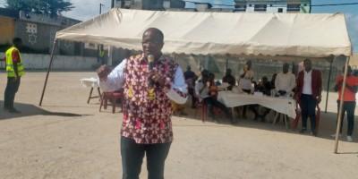 Côte d'Ivoire : Invité des espaces de libres échanges, Armand Ouégnin martèle que le Parti en création aura pour objectif de rafler toutes les prochaines élections avec Gbagbo