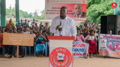 Côte d'Ivoire : Nouveau Parti annoncé par Gbagbo, l'Ung de Stéphane Kipré face à son destin le 25 septembre prochain à Yamoussoukro