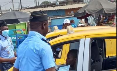 Côte d'Ivoire : Répression des infractions sur la voie publique, 208 engins saisis
