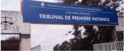 Côte d'Ivoire : Bouaké, un enseignant violeur présumé de sa nièce déféré devant le  parquet