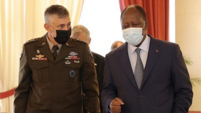 Côte d'Ivoire : Les USA au chevet sécuritaire de Ouattara pour s'impliquer dans stabilité de la sous-région