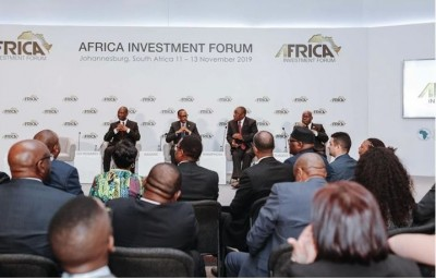 Côte d'Ivoire : BAD, Abidjan abritera le Forum pour l'investissement en Afrique du 1e...