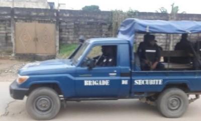 Côte d'Ivoire : Un  étudiant interpellé par la gendarmerie et projeté hors du véhicul...